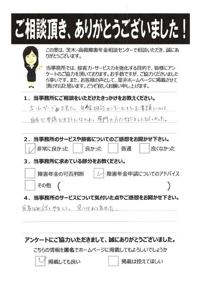 茨木市・うつ病
